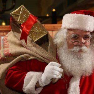"""Aspettando il Natale: sabato 16 dicembre """"Scatta una foto con Babbo"""""""