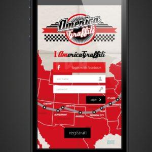 Tutte le informazioni sull'app di America Graffiti
