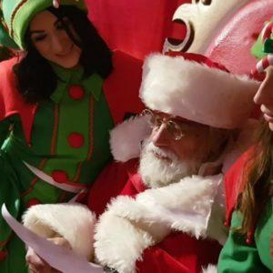 Scatta una foto con Babbo Natale, ti aspettiamo il 16 dicembre