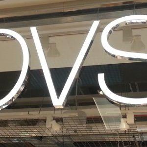 Ovs chiuso per inventario lunedì 11 febbraio 2019